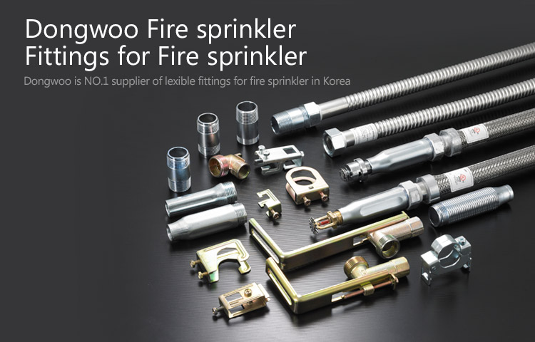 Dongwoo fire sprinkler fittings for fire sprinkler